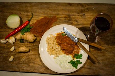 Indisk curry – helt fra starten av