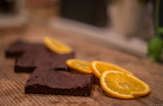 Brownie med søtpotet